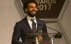 Joueur Africain de l'année : Mohamed Salah succède à Riyad Mahrez