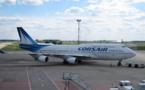 AIBD : Corsair non satisfaite des services de fret et cargo