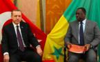 Le Président turc en visite au Sénégal, ce mercredi