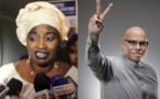 """Mimi Touré : """"Ce serait bien de revoir le sieur Karim Wade avec le chèque de 138 milliards qu'il doit aux Sénégalais"""""""