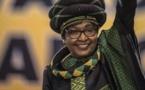 Afrique du Sud : décès de Winnie Mandela