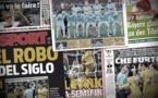 La presse italienne dénonce une arnaque après la victoire du Real Madrid