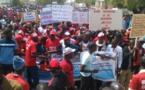 Vidéo de la marche des enseignants à Diourbel / Saourou Sène : «Les menaces ne nous feront pas reculer»