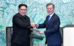 """Sommet intercoréen : Pyongyang célèbre une rencontre qui ouvre """"une nouvelle ère"""""""