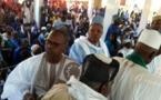 Démette: Le khalife de la famille omarienne hôte du maire Abdoulaye Dia et de la communauté Hallaybé