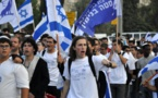 Jérusalem déchirée entre joie des Israéliens et sentiment d'abandon des Palestiniens