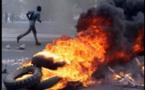 Vidéo : Confrontation entre policiers et étudiants à l'UCAD