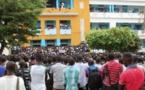 Vidéo : Marche nationale de la Coordination des étudiants du Sénégal.