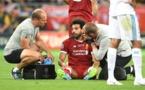 Liverpool et l'Egypte donnent des nouvelles de Mohamed Salah