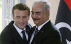 Emmanuel Macron joue à nouveau le médiateur en Libye