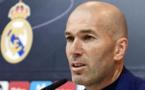 Zidane démissionne de son poste d'entraineur du Real Madrid.