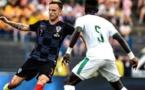 Le Sénégal s'incline face à la Croatie (2-1)
