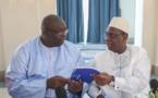 Le Président Macky rend hommage à Babacar Touré