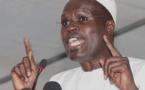 Khalifa Sall dément le maire Banda Diop