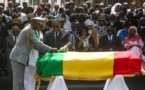 L'excellent discours de Macky Sall aux obsèques de Bruno Diatta