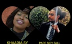 Pape Sidy Fall épouse sa collègue Khaadia Sy