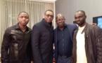 Retrouvailles Youssou Ndour Ahmed Aidara à New York: les prémices d'une nouvelle collaboration?