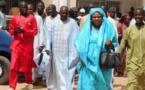 Accident du cortège du PDS: Amina Nguirane, Ndèye Guèye Cissé…blessées