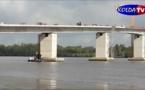 Urgent : Un ouvrier tombe du pont de Faraféni et meurt sur le coup