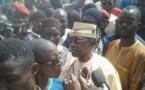 Madické Niang a fait la queue pour voter