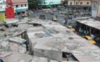 Dakar «capitale de l'émergence», ville désordonnée et bruyante