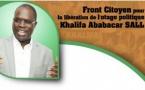 Dakar : Naissance du «Front citoyen pour la libération de l'otage politique Khalifa Ababacar Sall»