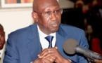 L'Ige Ngouda Fall Fall Kane en colère après son audition à la Section de recherche de la gendarmerie