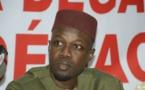 Sonko rend hommage au Commandant Tamsir Sané tué
