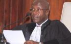 Pape Oumar Sakho incapable de continuer à présider le Conseil constitutionnel sans un nouveau décret de nomination