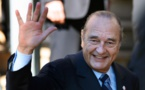 Nécrologie : Le président Chirac n'est plus !