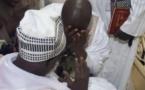 Les chaudes larmes d'Idrissa Seck devant le Khalife Serigne Mountakha