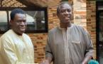 Thione Seck et Assane Ndiaye fument le calumet dela paix