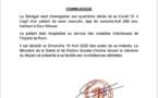 Covid-19 : Le Sénégal enregistre son 4e décès