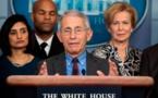 Covid-19 : Premiers cas à la Maison Blanche