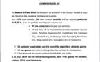 Résultats des examens virologiques du samedi 13 mai : 106 nouveaux cas