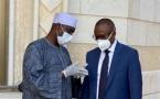 Présentation de condoléances: Le beau geste du Président Embalo