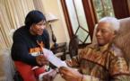 Zindzi, la fille de Nelson Mandela morte de covid-19, enterrée