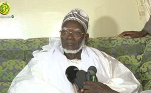 Portrait du nouveau Khalife général des mourides, Serigne Mountakha Bassirou Mbacké
