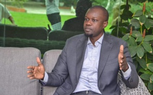 """Ousmane Sonko critique la nomination du Général Moussa Fall: """"si vous voulez savoir à qui on confie notre sécurité allez lire le colonel Ndao"""""""
