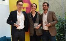 Le prix Albert-Londres décerné à la journaliste du «Monde» Elise Vincent