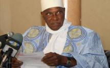 Les condoléances d'Abdoulaye Wade à Ahmed Khalifa Niasse
