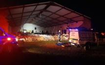 13 morts après la chute du toit d'une église