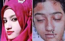 Nusrat Jahan Rafi, victime d'agression sexuelle brûlée vive, bouleverse le Bangladesh