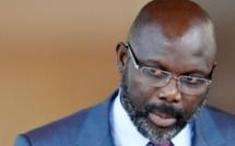 Libéria : Des serpents dans le bureau de Georges Weah