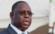 """Le vibrant hommage de Macky Sall à Ousmane Tanor Dieng: """"Je perds un ami fidéle et loyal"""""""