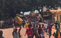 Le troisième mandat embrase la Guinée : bilan 5 morts dont un gendarme